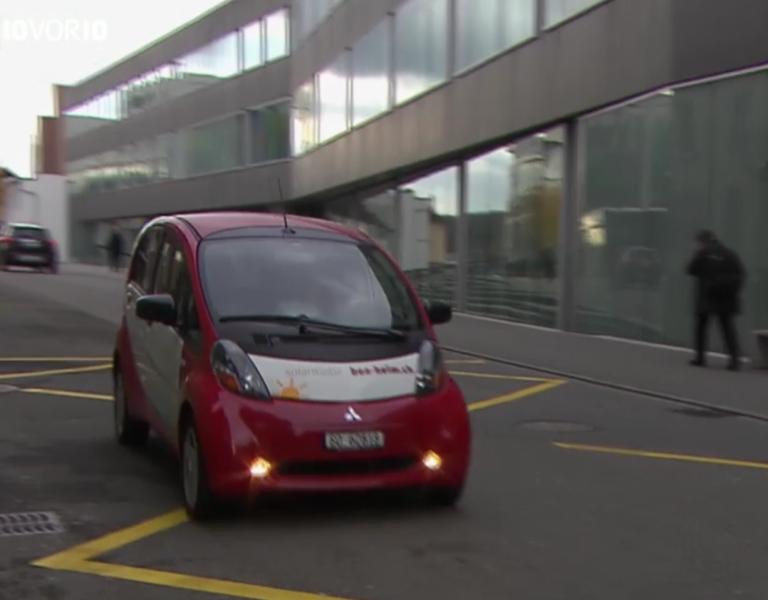 Zu leise: Elektroautos sollen mit Warnton fahren